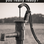 Are you ready?  Emergency Preparedness at Home